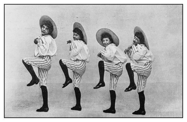 古董照片: 阿拉巴馬州科森舞 - alabama 個照片及圖片檔