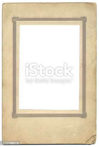 istock Antique Photo Frame, c. 1910 172156518