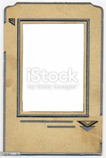 istock Antique Photo Frame, c. 1920 172156675