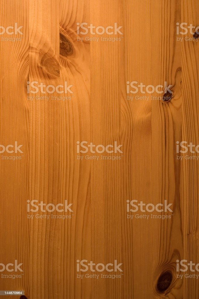 Antique Pine Wooden Panel - Royalty-free Abstract Stock Photo