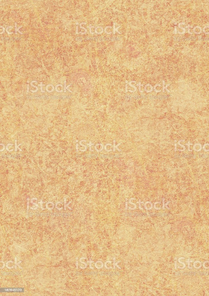 Antique Seamless High Resolution Parchment Grunge Texture royalty-free stock photo