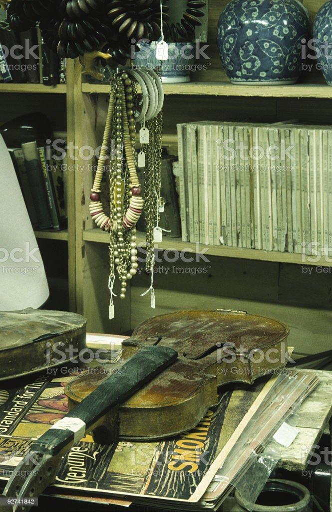 Antique Shop Lizenzfreies stock-foto