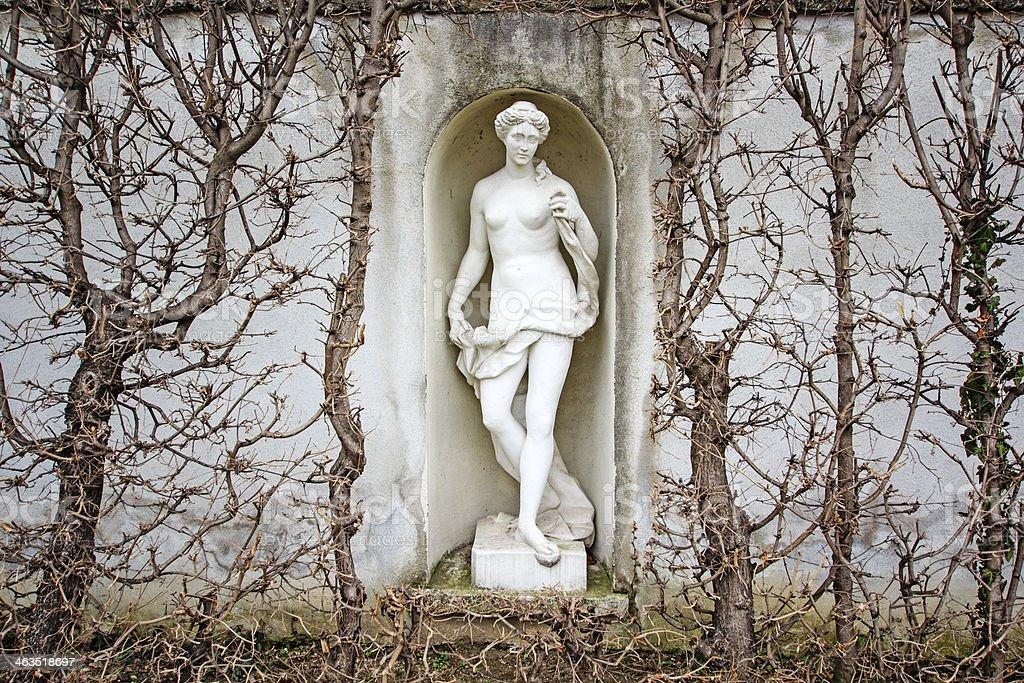 Antike statue – Foto