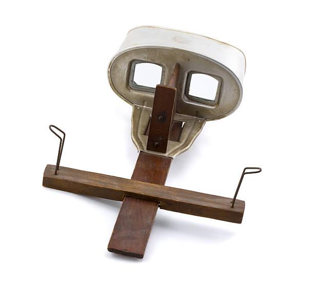 Antikes Stereoscope – Foto