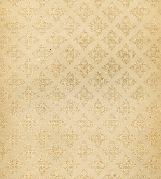 antique style wallpaper background texture - watermark stock photos and pictures