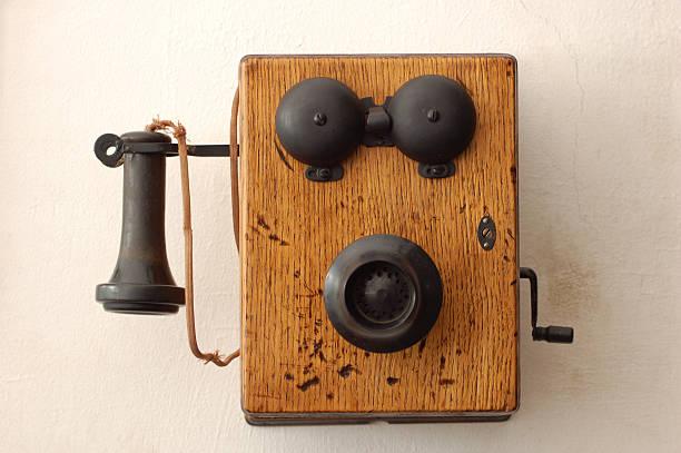 Ancien téléphone - Photo