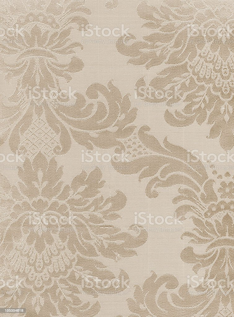 antique beige textile stock photo