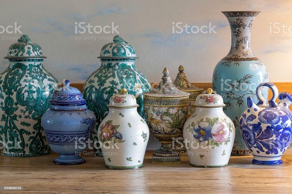vase antiques photo libre de droits