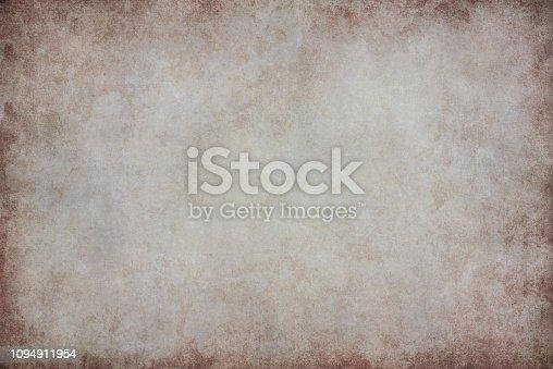 istock Antique vintage grunge texture pattern 1094911954