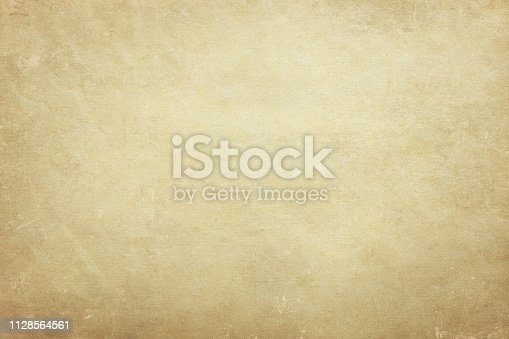 Abstract old background with gradient fine art design and vignette and copy space.