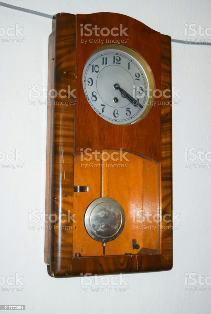 Antique vintage watches stock photo