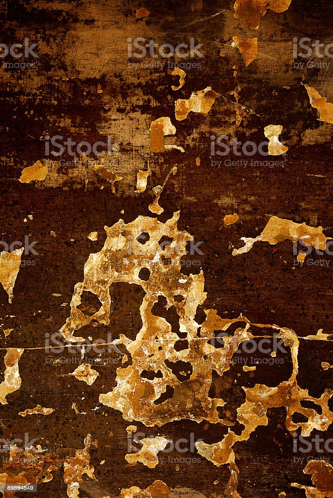antique wall - rome royalty-free stock photo