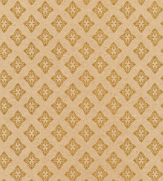 antique wallpaper with glitter pattern Please view more retro paper backgrounds here: wallpaper sample stock pictures, royalty-free photos & images