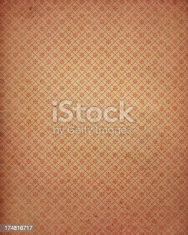 istock antique wallpaper with pattern 174816717