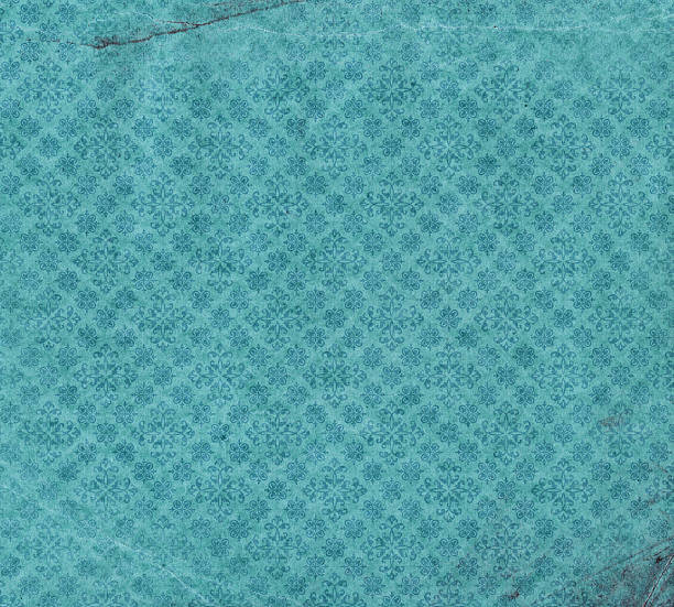antique wallpaper with pattern This high resolution wallpaper inspired stock photo is ideal for backgrounds, textures, prints, websites and many other classic style art image uses!  wallpaper sample stock pictures, royalty-free photos & images