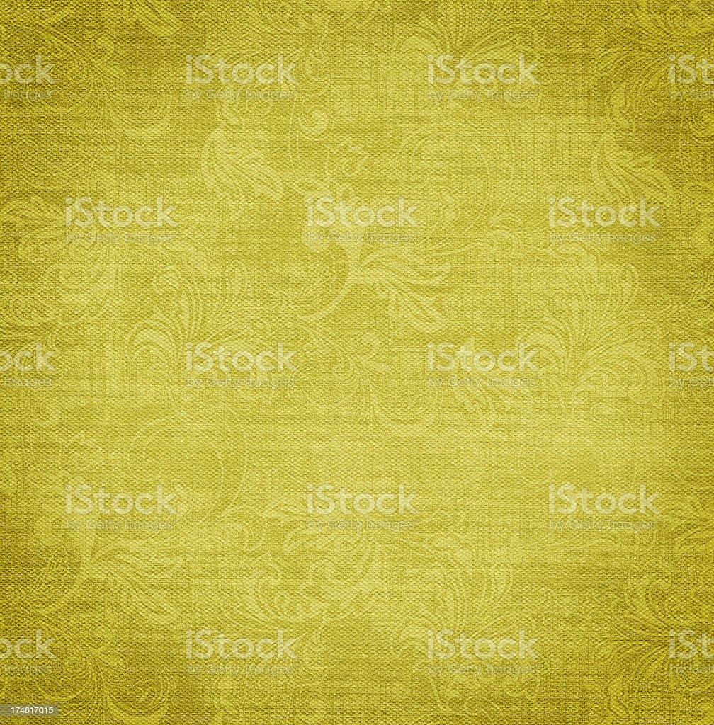 Antique wallpaper XXL royalty-free stock photo