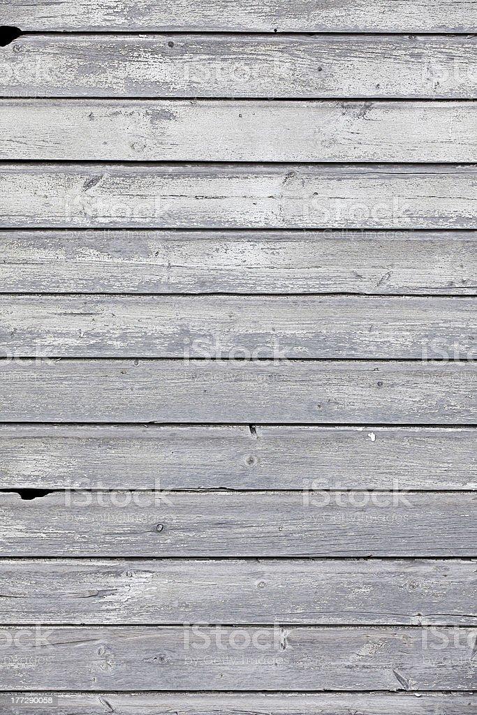 Antique Whitewashed Barn Siding royalty-free stock photo