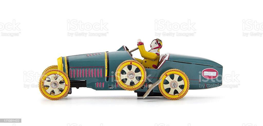 Antikes wind bis tin Auto – Foto