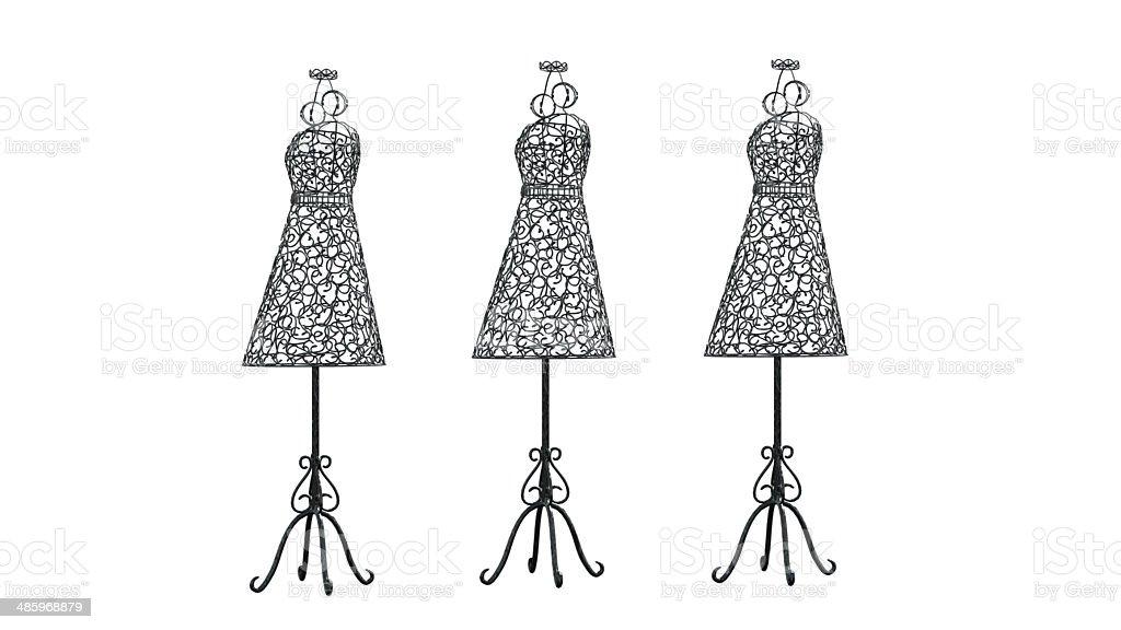 Großzügig Draht Mannequin Kleid Form Dekorieren Galerie - Die Besten ...