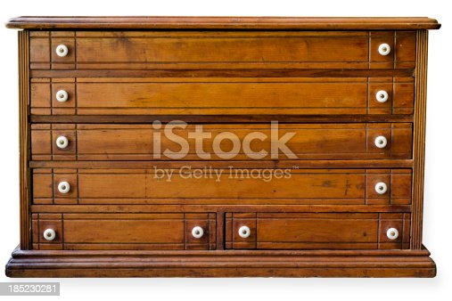 Antique Wooden Thread Cabinet With Clipping Path Stock Photo & More  Pictures of Antique | iStock - Antique Wooden Thread Cabinet With Clipping Path Stock Photo & More