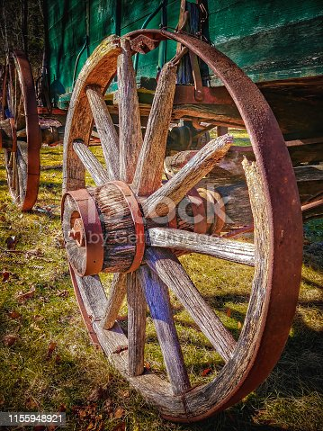 Used on wagons and carts from the pioneer days to present day