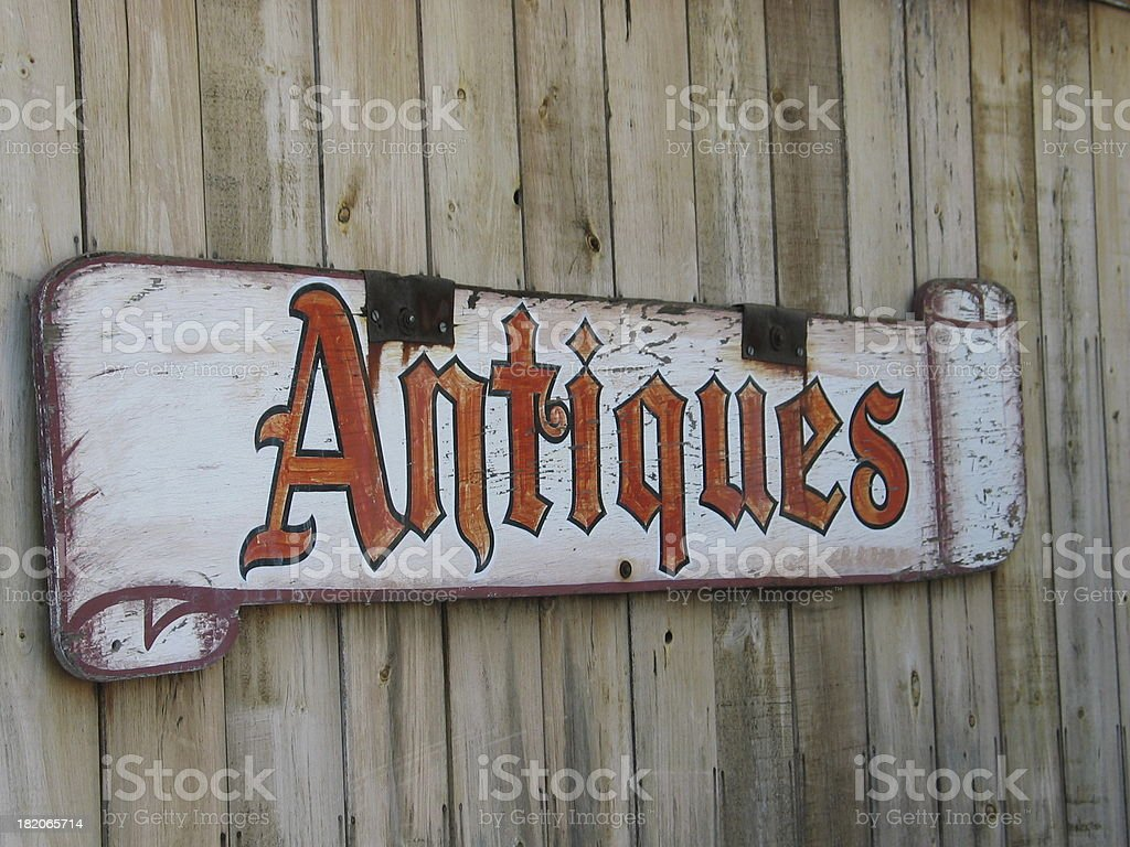 Antiques royalty-free stock photo