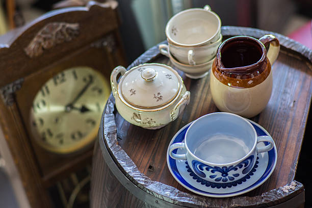 Antiques_cups - Photo