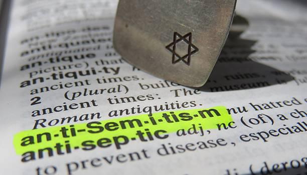 Antisemitismus Wörterbuch-definition – Foto