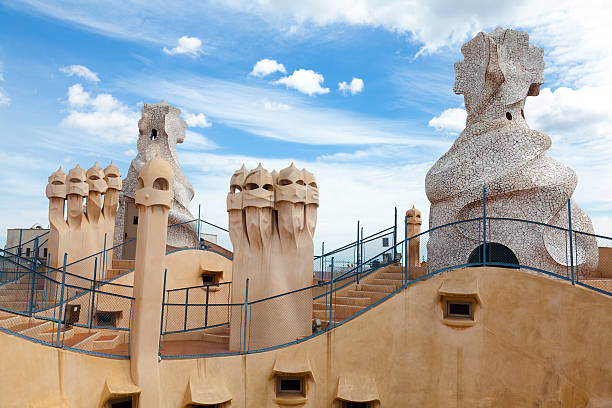 Royalty Free Casa Mila Pictures Images And Stock Photos