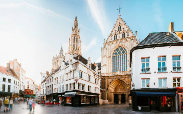 Anvers, Belgique - Photo