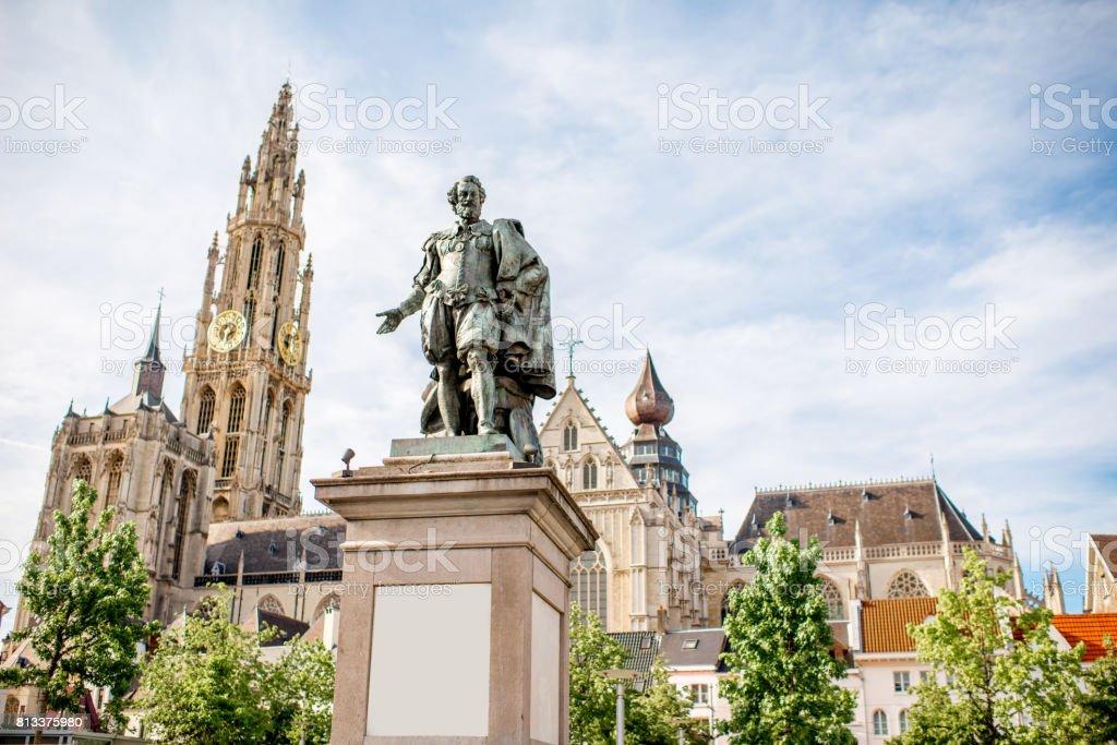 Ville d'Anvers en Belgique - Photo