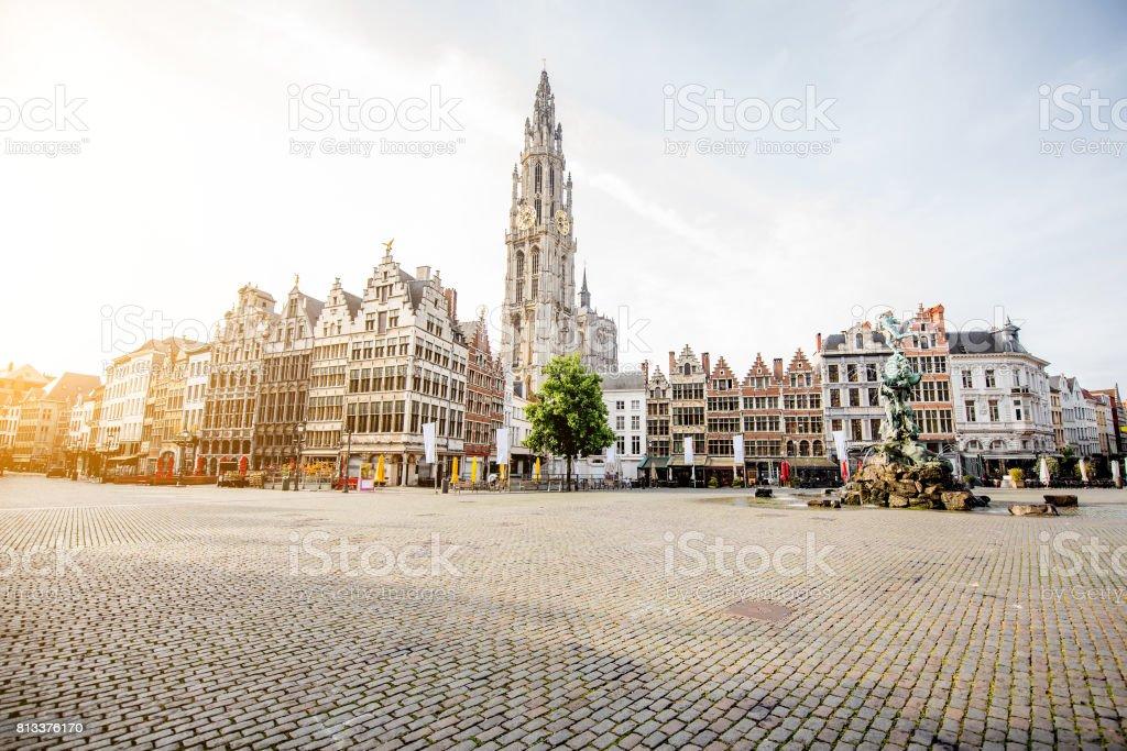 Stadt Antwerpen in Belgien – Foto