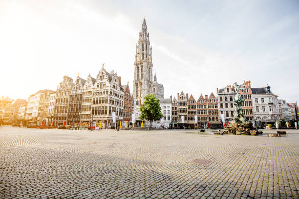 Ville d'Anvers en Belgique - Photo