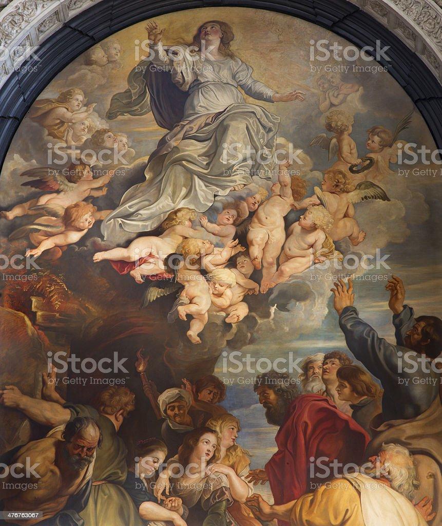 Antwerp-l'Assomption de la Vierge Marie - Photo