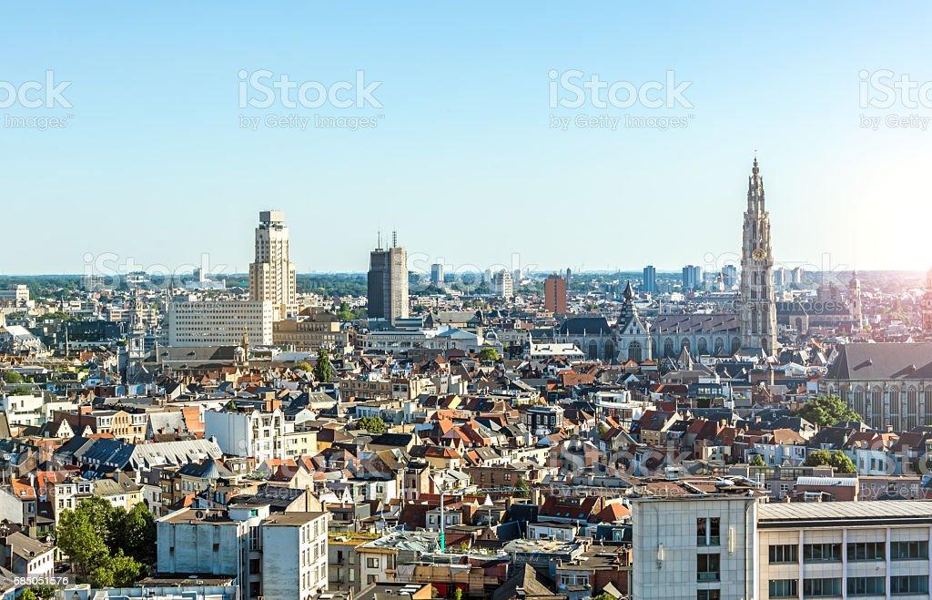 Antwerpen Skyline - Photo
