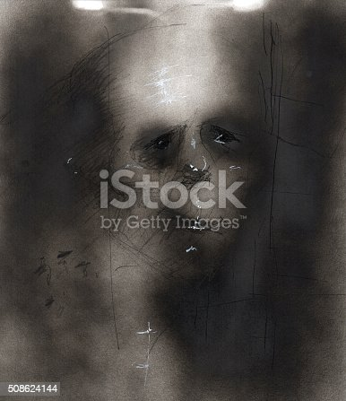 istock Anxiety and Depression Illustration 03 508624144