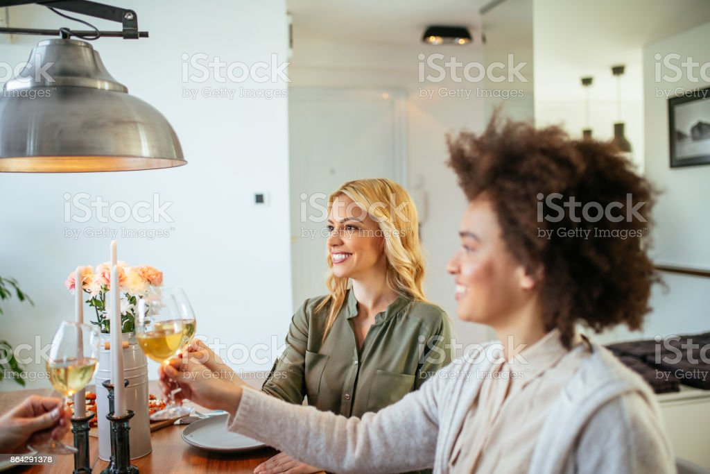 Any day is a good day for some wine royalty-free stock photo