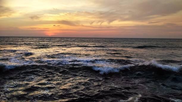 Anyer praia - foto de acervo