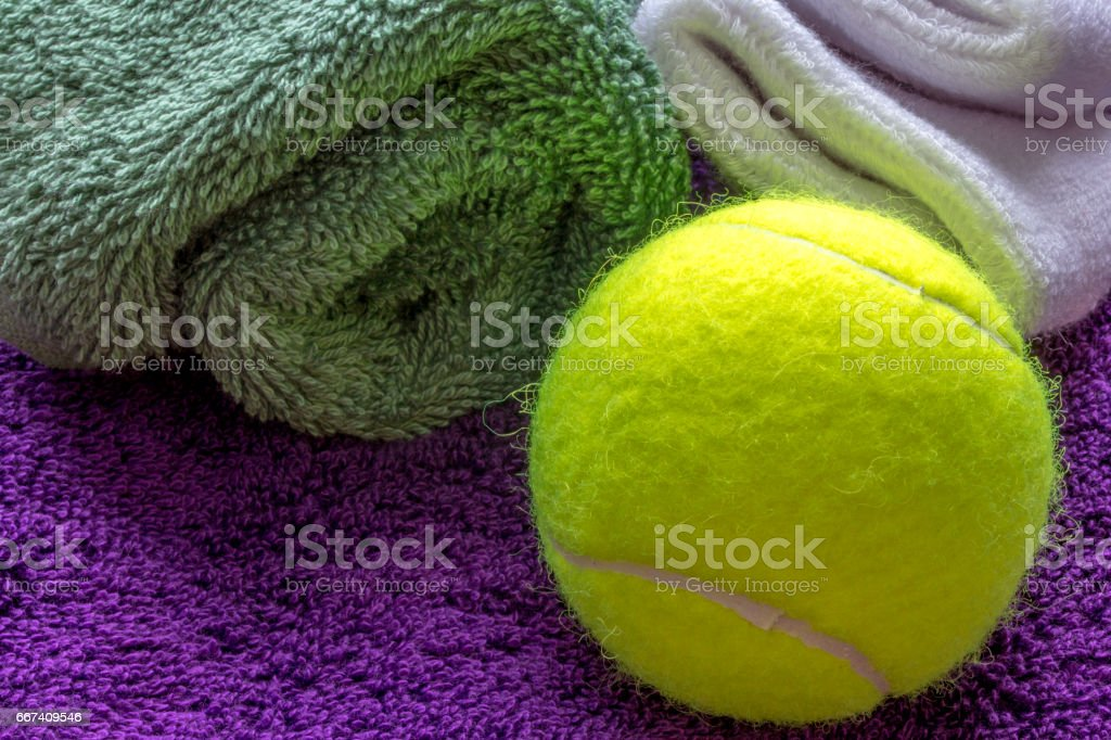 Anyone For Tennis? stock photo