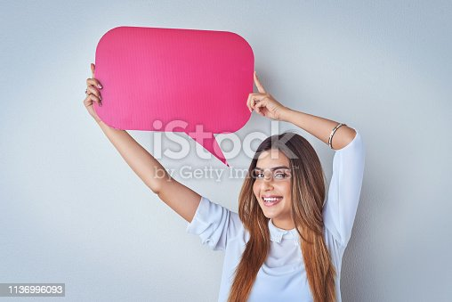 istock Anyone up for a chat? 1136996093