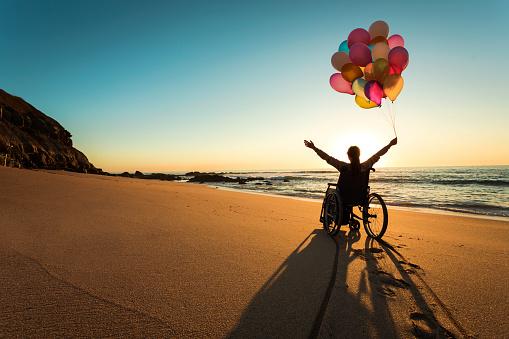 istock Anything is possible 1068828990