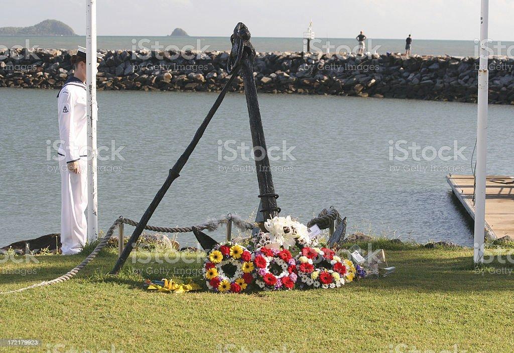 anzac day rememberance - Royalty-free ANZAC Day Stock Photo