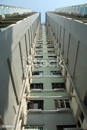 istock Apartment blocks 91896000