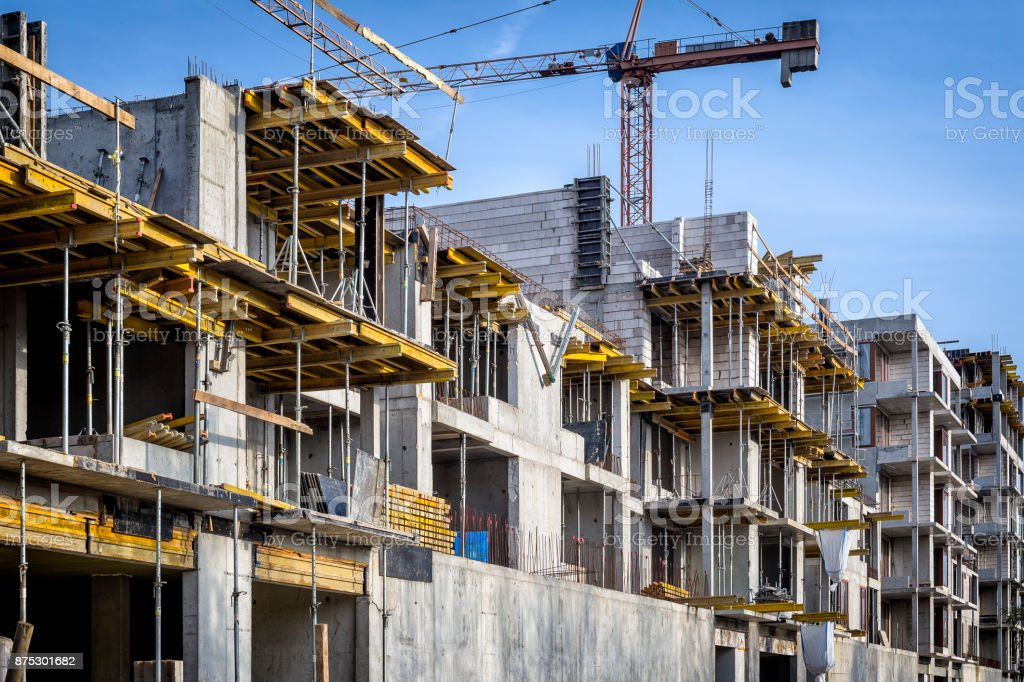 what is a building construction