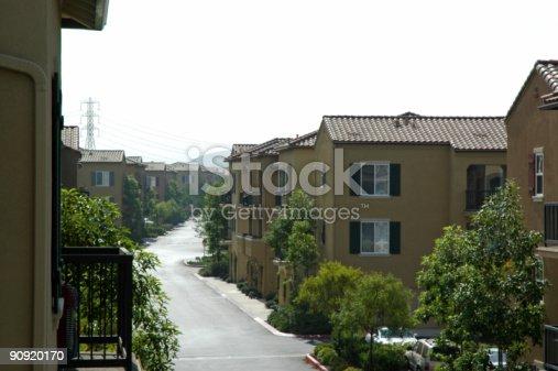 493502515 istock photo apartment complex 90920170