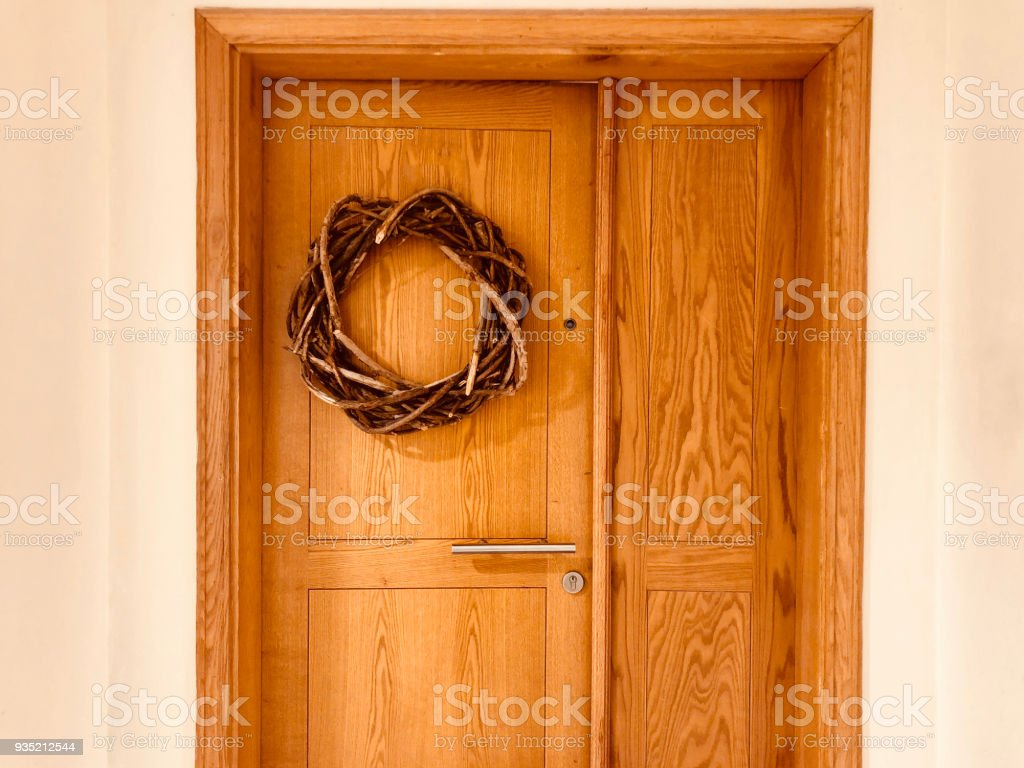 Apartment Front Door Stock Photo & More Pictures of Apartment   iStock