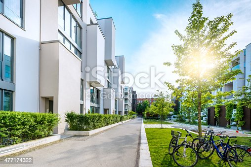 istock apartment houses in the evening sun 477174322