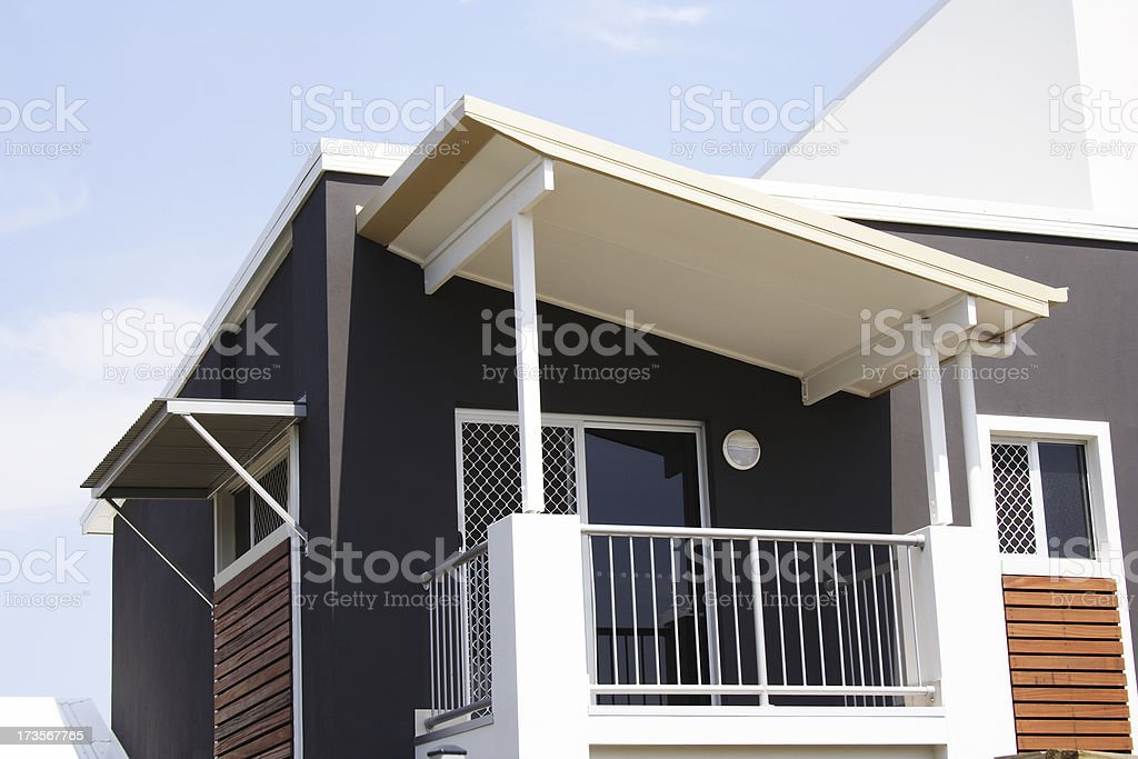 apartment living royalty-free stock photo
