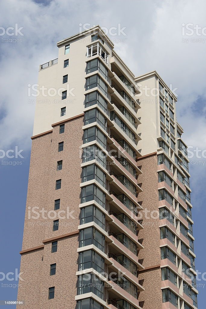 apartment royalty-free stock photo