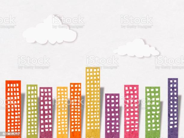 Apartments in city paper cutting style picture id825658010?b=1&k=6&m=825658010&s=612x612&h=qbux7pnesbc1bff2 nlqcx57cbpgbdj3pv5gnqnahpu=